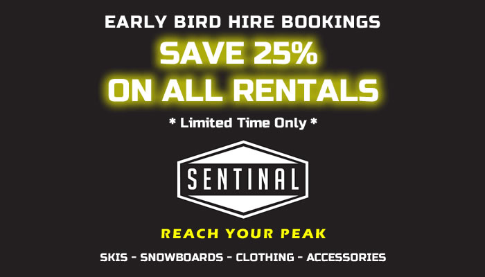 SAVE 25% EARLY BIRD DISCOUNT